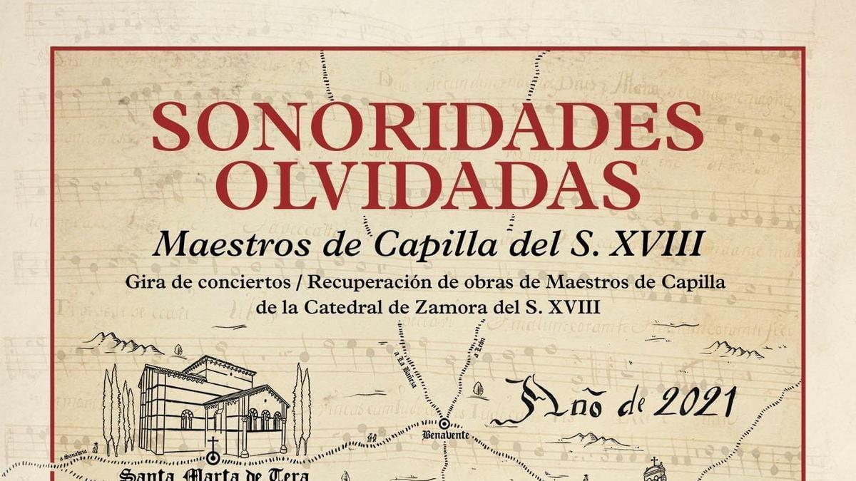 Conciertos de música barroca 'Sonoridades olvidadas'.