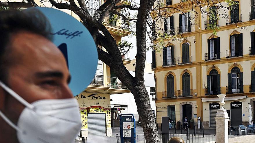 Los hospitalizados con Covid bajan a 80 en la provincia de Málaga