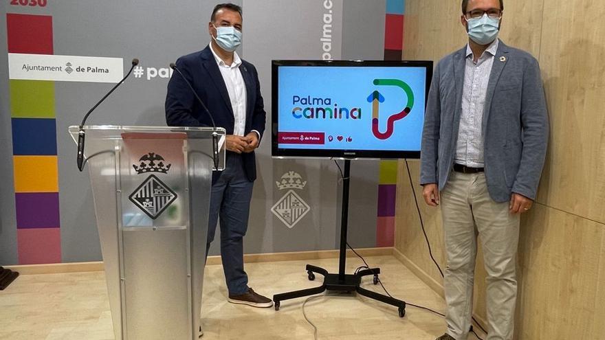 Los no residentes no podrán aparcar en el centro de Palma
