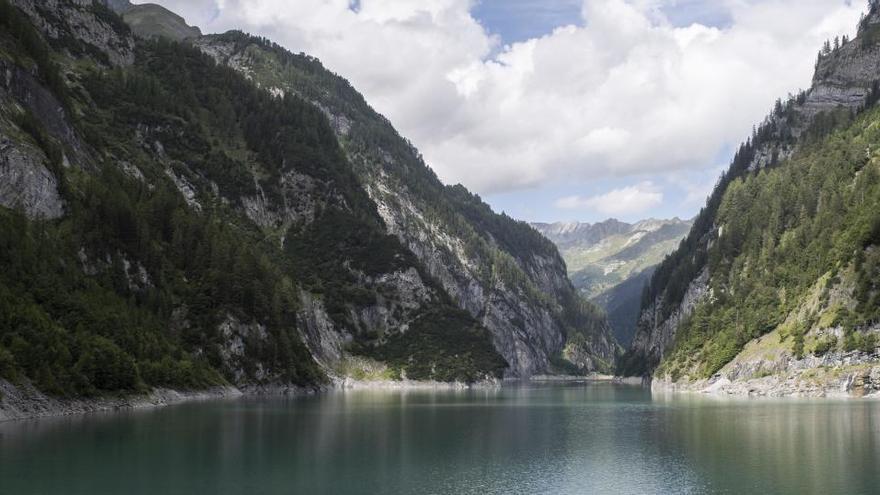 Interrumpida la búsqueda del barranquista español desaparecido en Suiza
