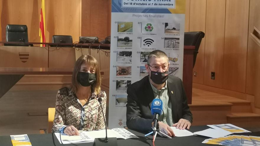 Castelló d'Empúries engega la votació dels Pressupostos Participatius 2022