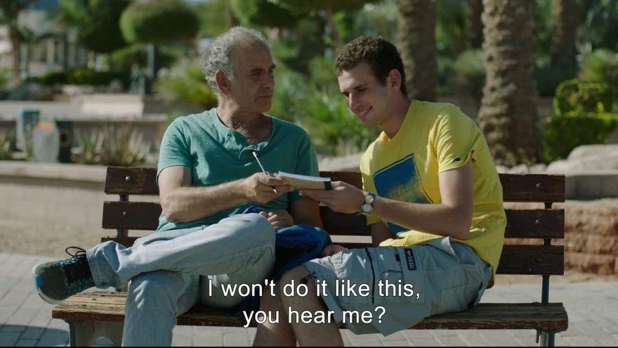 'Siempre contigo (Here We Are)': Tierna road movie paterno-filial en Israel