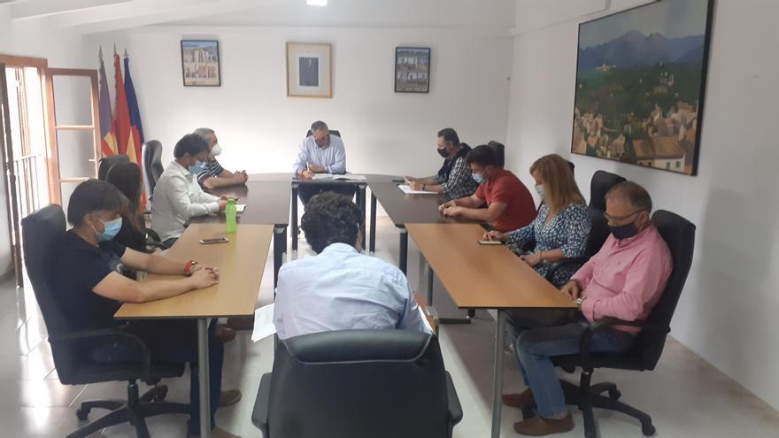 El PSOE disuelve su grupo municipal de Búger