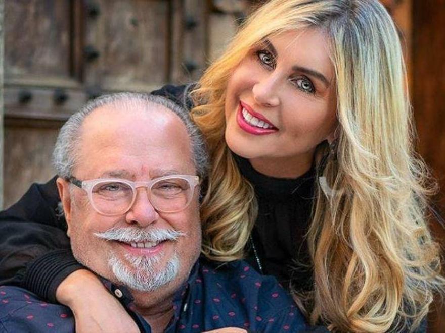 Una imagen de Paco Arévalo y Malena Gracia.