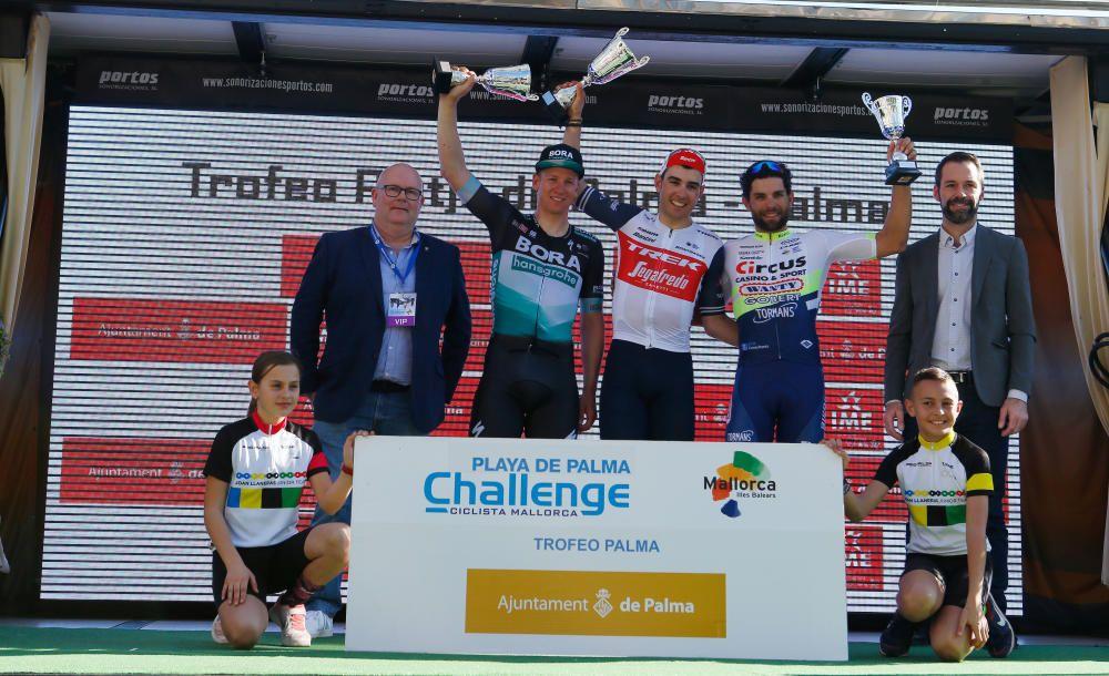 Challenge ciclista etapa Palma
