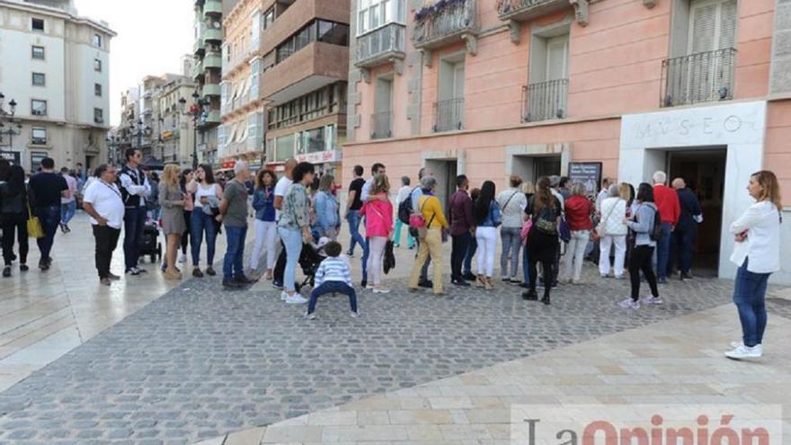 El patrimonio histórico de Cartagena sale a relucir