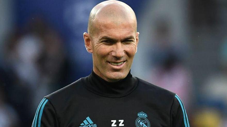 Zidane ya es oficialmente nuevo entrenador del Real Madrid