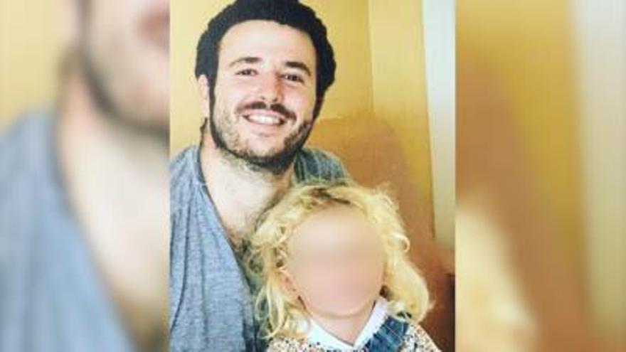 La emotiva imagen con la que Alessandro Lequio mantiene vivo el recuerdo de su hijo Álex