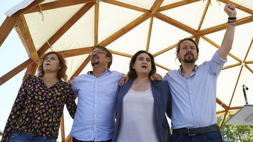 Pablo Iglesias pide una alianza PSOE-ERC para solucionar el conflicto