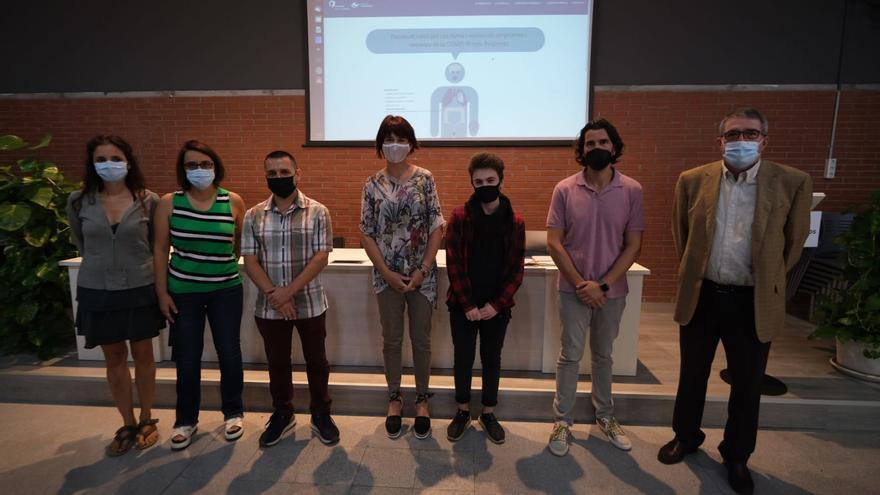 La fundació Salut Empordà i els Cendrassos creen un web amb exercicis de recuperació per a malalts de covid