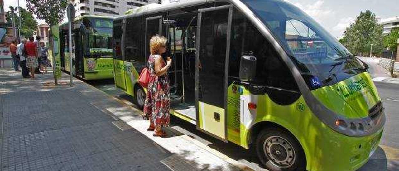 Gandia pone en marcha el transporte público al centro