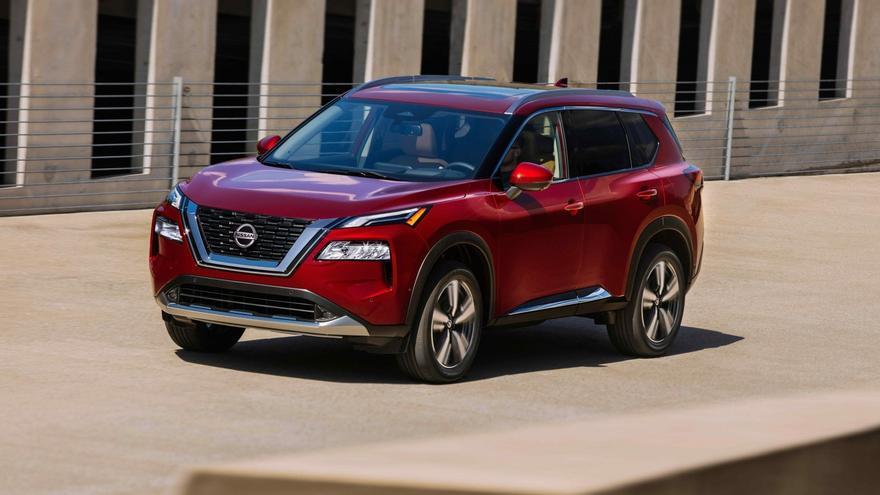 El nuevo Nissan X-Trail llegará en 2022