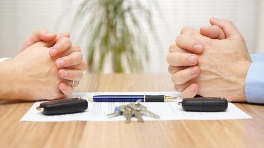 Más de 30.000 parejas se han divorciado en Córdoba en 40 años