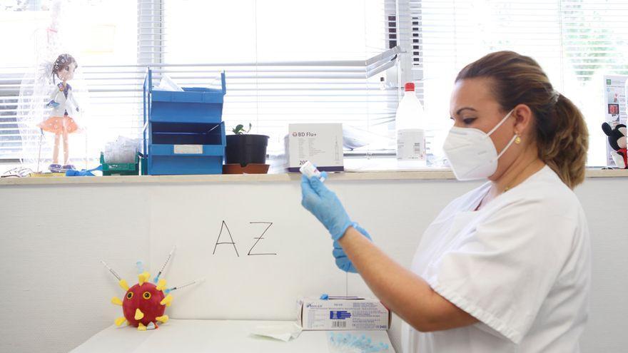 Nuevo récord de vacunación diario frente al covid en Córdoba, con otras 14.208 dosis puestas