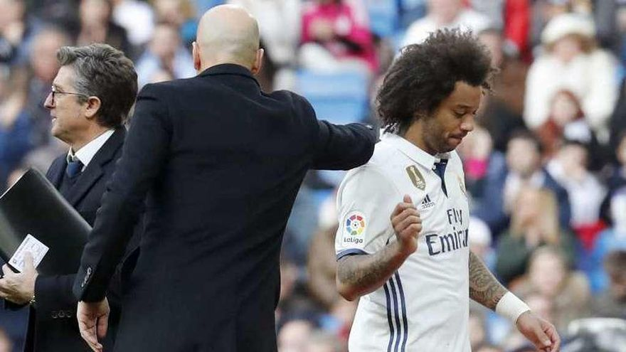Las lesiones, el peor enemigo del Madrid