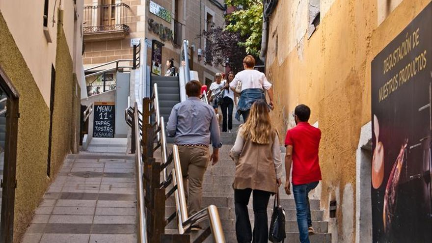 La Junta obliga ahora a modificar la obra de Alzapiernas y su entorno