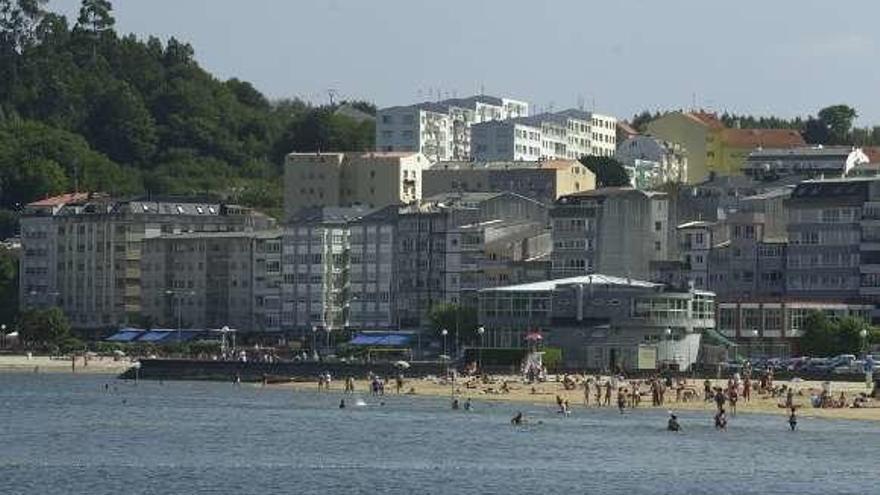 Sada, el tercer municipio costero de España donde más cayó el precio de la vivienda