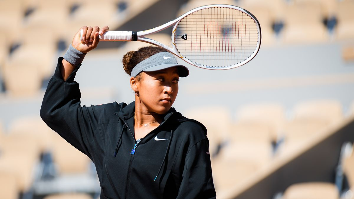 Naomi Osaka says goodbye to Roland Garros