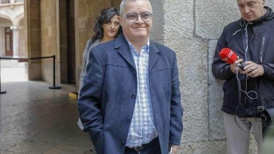 Los periodistas del caso Cursach declaran que se les forzó a entregar sus móviles