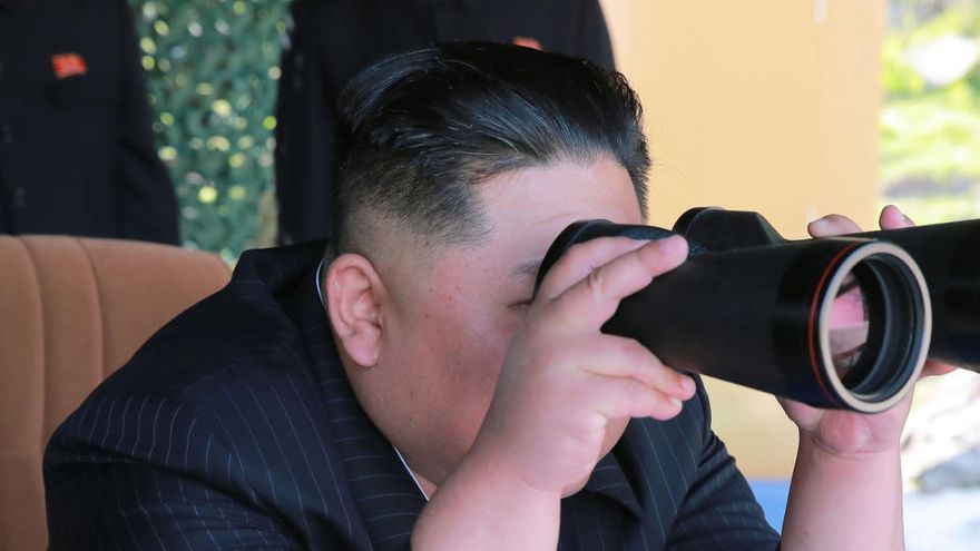 """El jefe de la inteligencia de Taiwán afirma que Kim Jong-un está """"enfermo"""""""