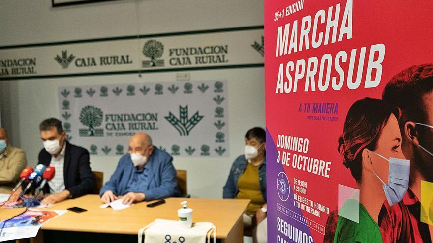 Rutas alternativas hacia Asprosub Zamora