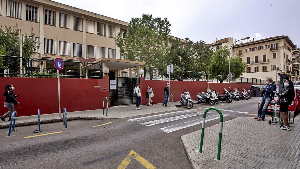 Edificio del IES Arxiduc Lluís Salvador, en Palma.
