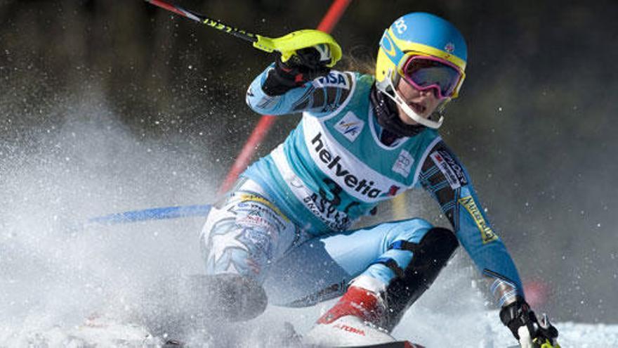 Mikaela Shiffrin gana su tercer gran Globo de Cristal