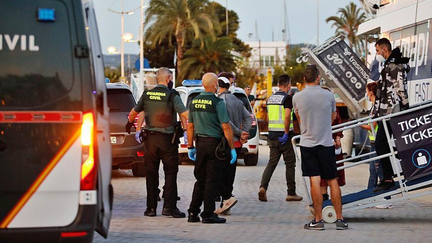 El flujo de pateras continúa con la llegada de 16 migrantes más a Formentera