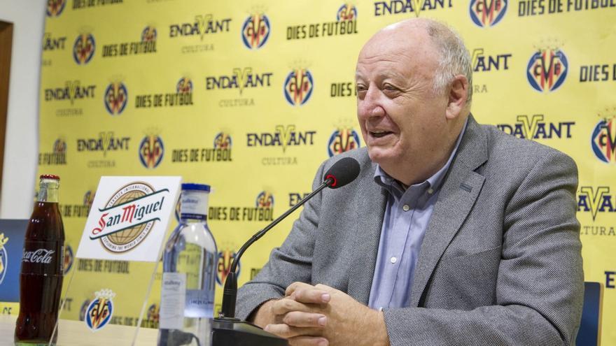 """Llaneza, tras la llegada de Danjuma: """"La plantilla del Villarreal está cerrada"""""""