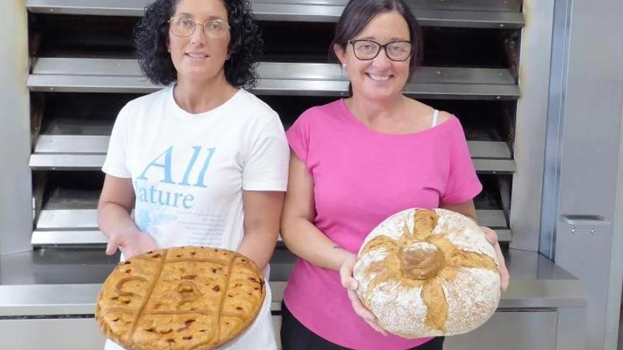 Una panadería que respeta los tiempos del pan