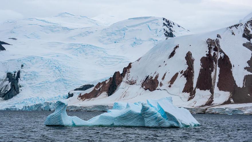 La Antártida, más afectada por la huella del ser humano de lo pensado hasta ahora