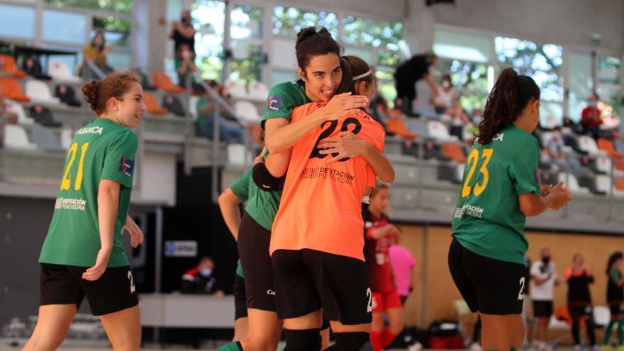 El Bembrive aplica el rodillo para meterse en los cuartos de final de la Copa Galicia