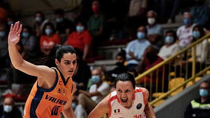 La victoria del Schio manda a Valencia BC a la EuroCup
