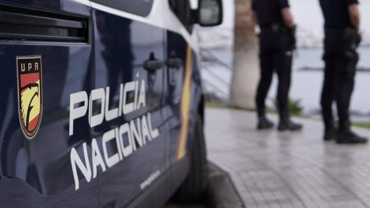 La Policía Nacional investiga la agresión en Elche.