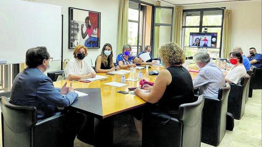 Soler desempolva la ley del sector público tras cinco años bloqueada