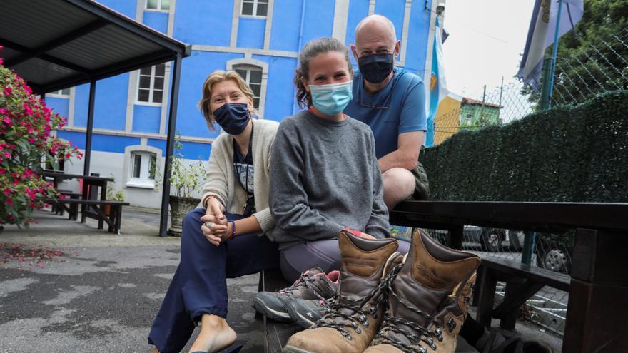 Los peregrinos vuelven al Camino: el albergue de Avilés registró 1.900 pernoctaciones en seis meses