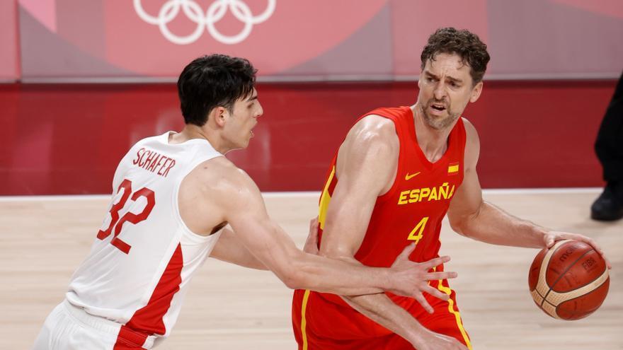 JJOO Baloncesto: Japón - España