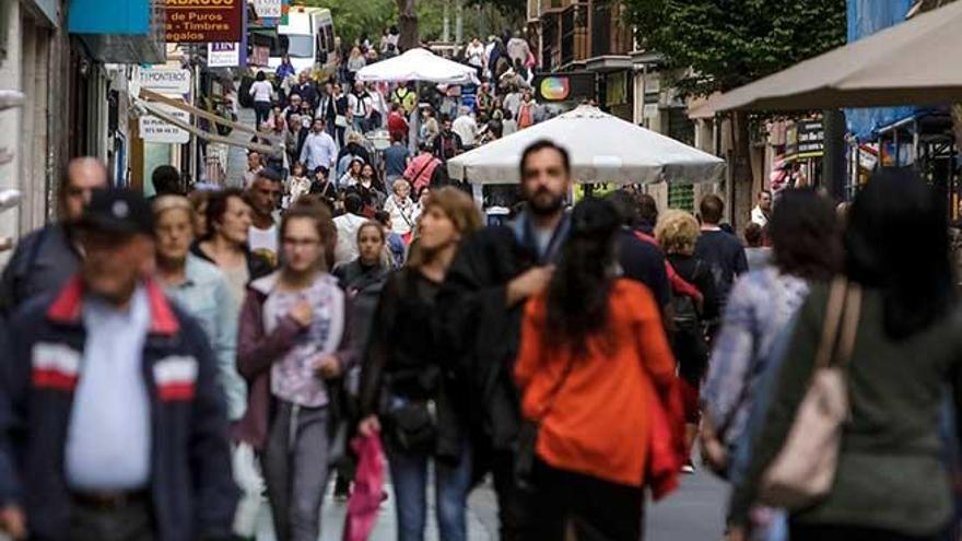 Uno de cada cuatro residentes en Palma ha nacido en el extranjero