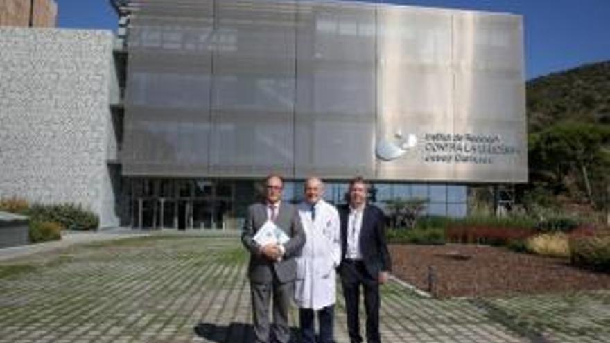 La Fundació Carreras negocia amb la UdG per obrir un campus de recerca a Girona