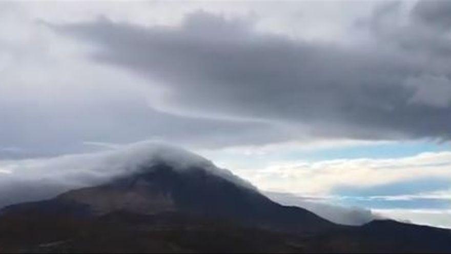 Tenerife tendrá hoy viento de más de 90 kilómetros por hora