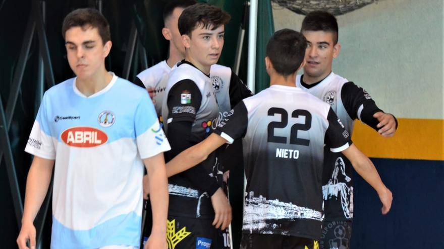 Tres jugadores del River Zamora, declarados deportistas de alto nivel de Castilla y León
