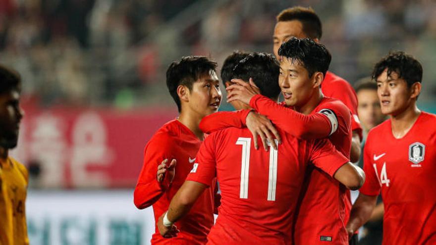 Kang In Lee se estrena con un 8-0