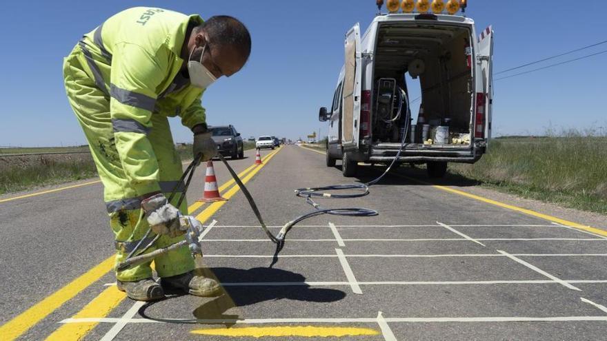 Lista de los 44 kilómetros de carreteras de Zamora que mejorará la Diputación