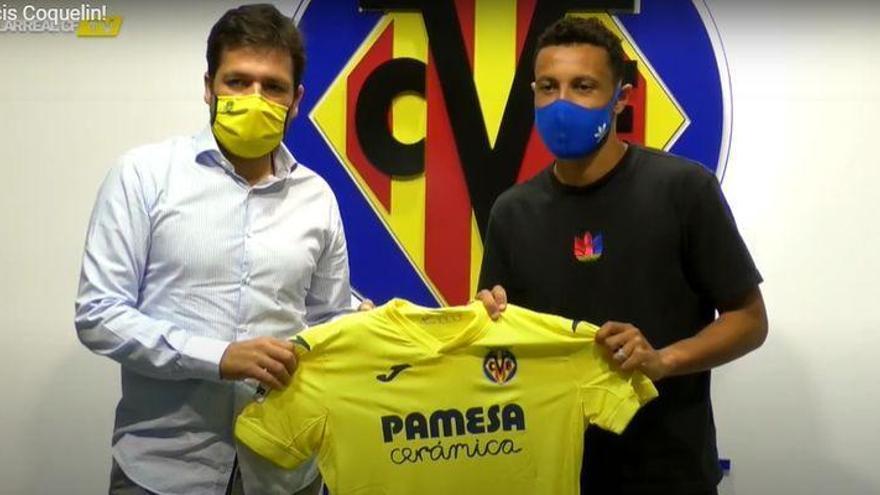 El Villarreal refuerza su medular con el fichaje de Coquelin