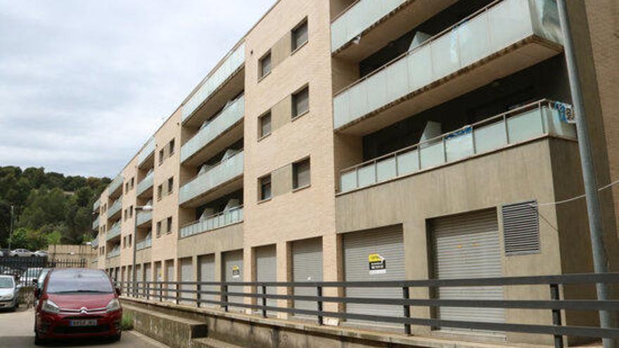Figueres compra dotze pisos i estudia convertir-los en habitatges assistits