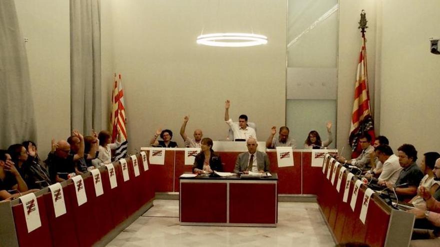 El PdCAT es queda sol aprovant els darrers pressupostos d'Igualada