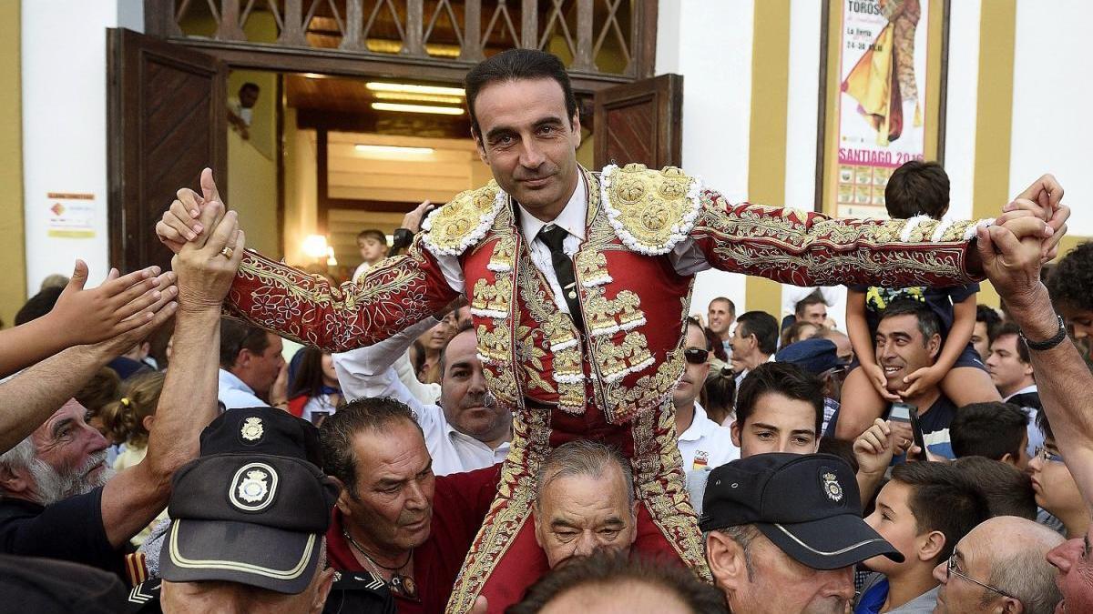 Enrique Ponce vuelve a los ruedos mañana en Osuna