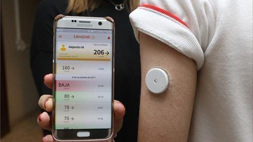 Más de 1.500 pacientes con diabetes tipo 1 se benefician del sistema 'flash' en Córdoba