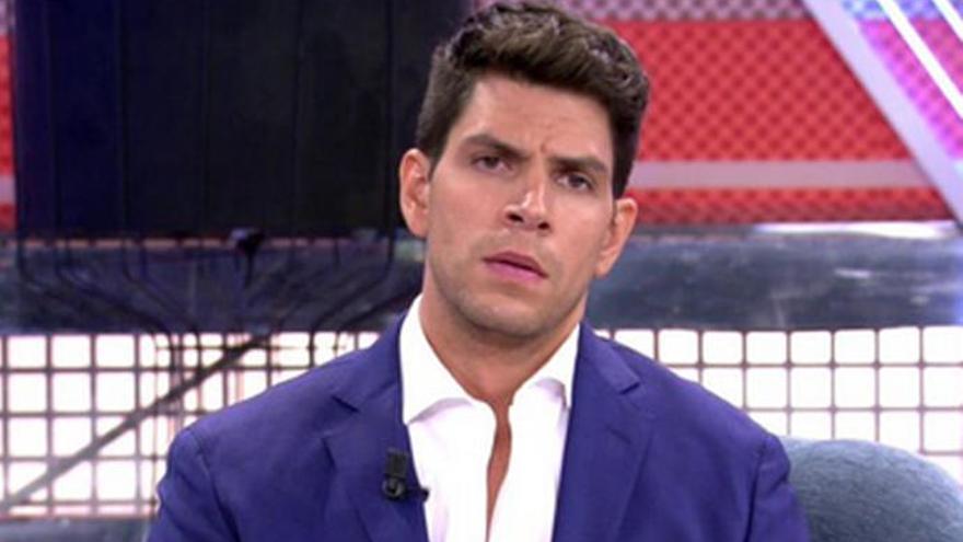 """Diego Matamoros, sobre Estela Grande: """"No quiero que mi mujer vuelva a dormir a mi casa cuando salga de 'GH VIP'"""""""