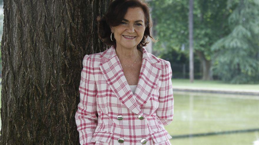 "Carmen Calvo: ""En Andalucía tenemos que estar preparados cuanto antes mejor"""